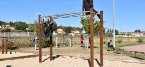 Aire de fitness complexe Roger Couderc