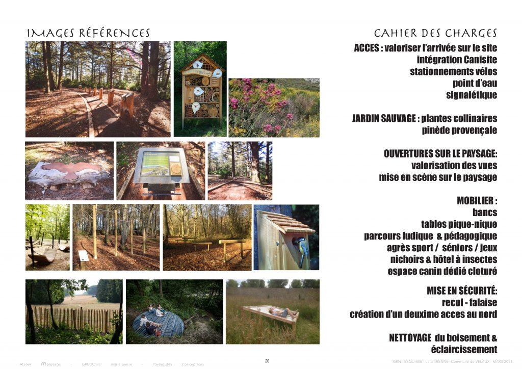 Garenne - images références